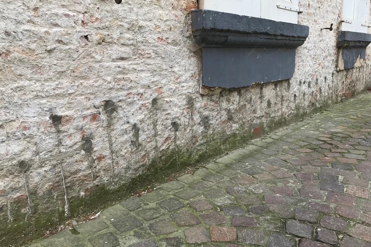 muren injecteren
